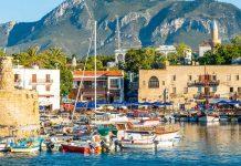 Kıbrıs - Girne Limanı