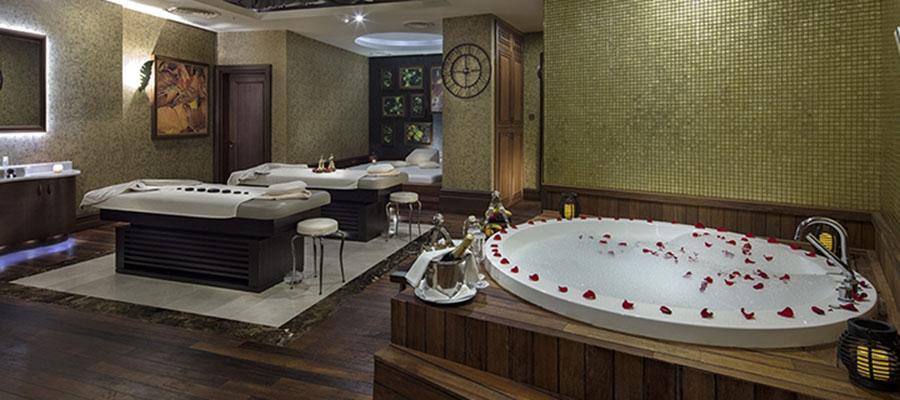Kıbrıs'ın Jakuzili En İyi 5 Oteli - Merit Royal Jakuzi