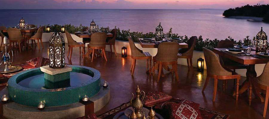 Maldivler'de Rüya Gibi Bir Balayı - Gece Hayatı