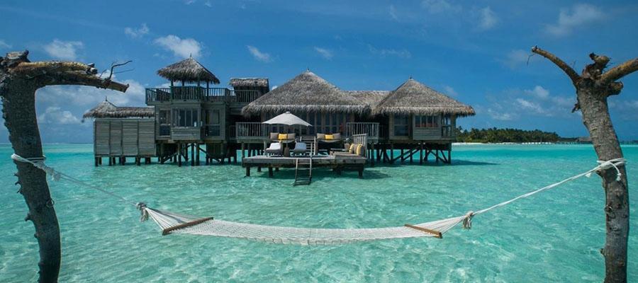 Maldivler'de Rüya Gibi Bir Balayı - Hamak