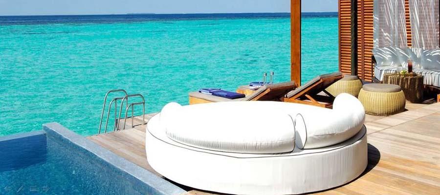 Maldivler'de Rüya Gibi Bir Balayı - Otel
