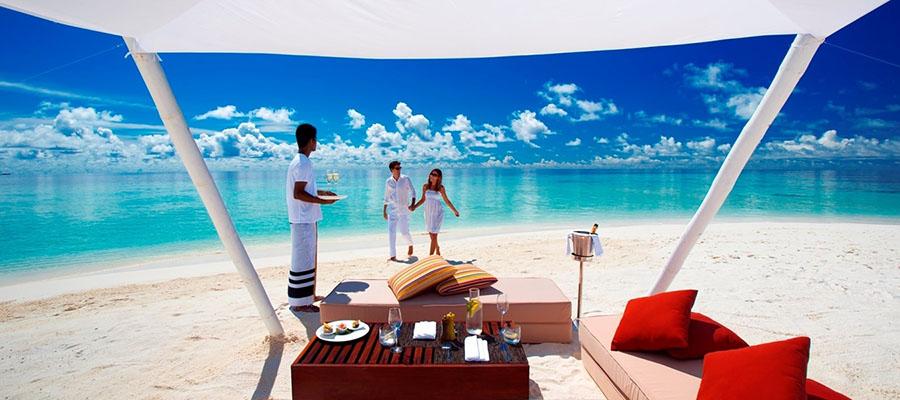 Maldivler'de Rüya Gibi Bir Balayı - Yeme-İçme