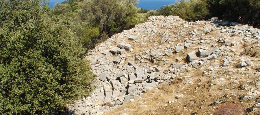 Marmaris Gezi Rehberi - Amos Antik Kenti