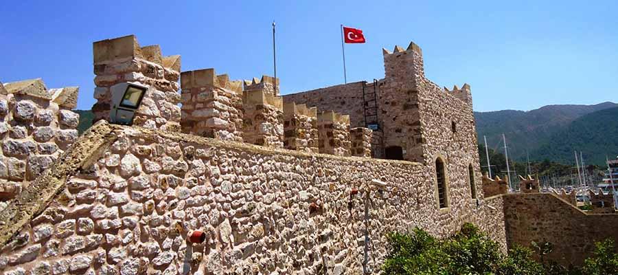Marmaris Gezi Rehberi - Marmaris Kalesi