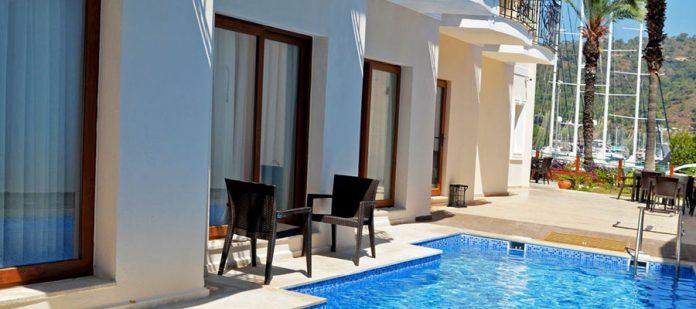 Odadan Havuza Girilebilen En İyi Oteller - Cennet Life - Havuz