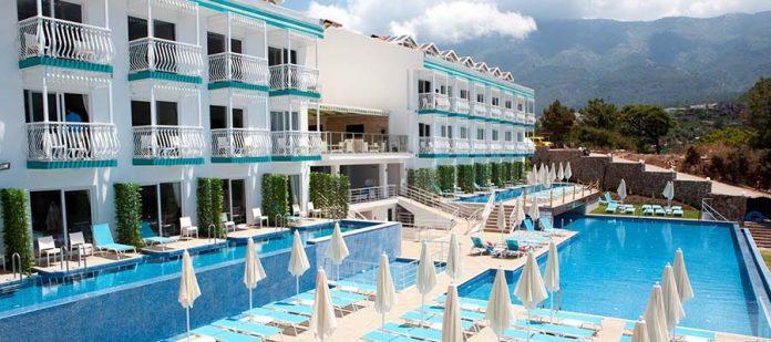 Odadan Havuza Girilebilen En İyi Oteller - Sertil Hotel