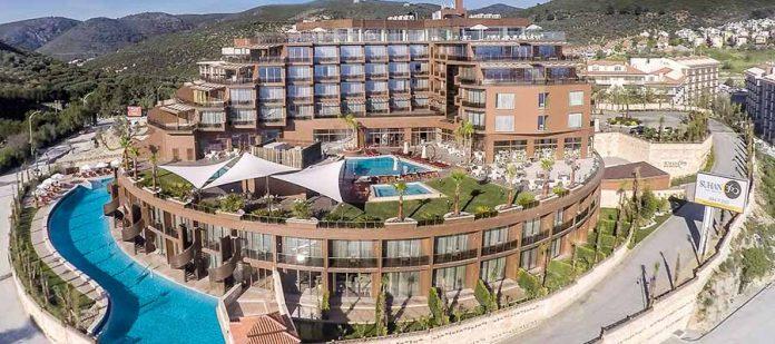 Odadan Havuza Girilebilen En İyi Oteller - Suhan 360 Hotel