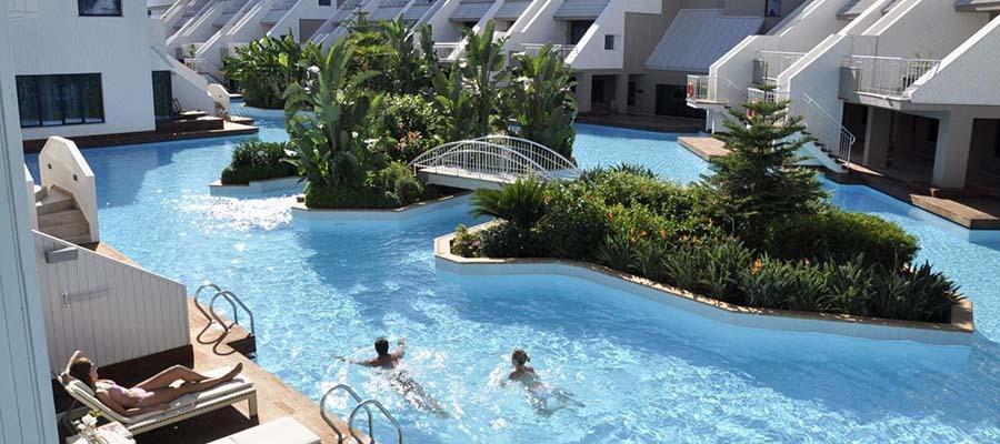 Odadan Havuza Girilebilen En İyi Oteller - Susesi Hotel - Havuz
