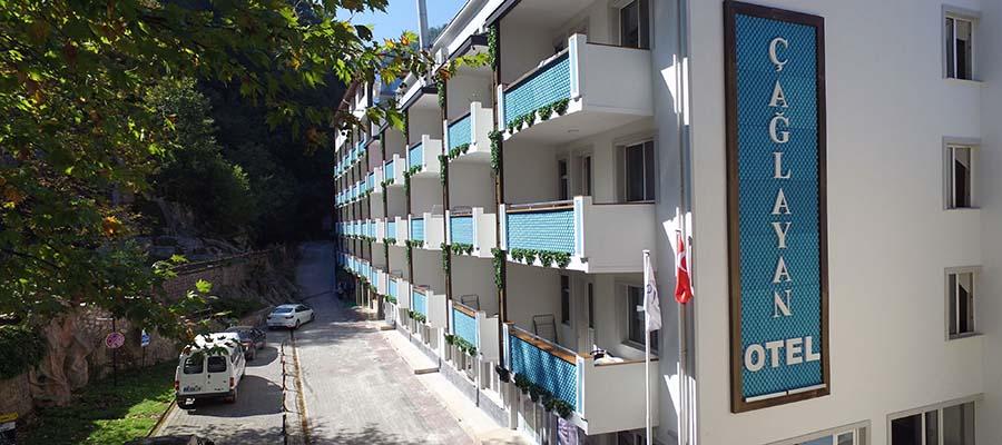 Oylat Kaplıcaları - Çağlayan Otel