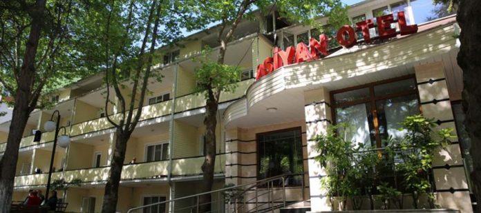 Oylat Kaplıcaları - Aşiyan Otel