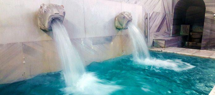 Oylat Kaplıcaları - Termal Havuzlar