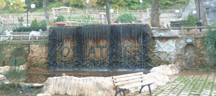 Oylat Kaplıcaları - Oylat Merkez