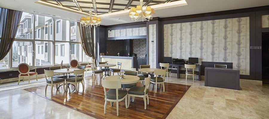 Ramada Resort Thermal - Pastane