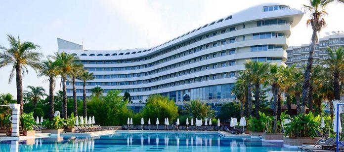 Romantizm Dolu Bir Balayı İçin Jakuzili Oteller - Concorde De Luxe Hotel