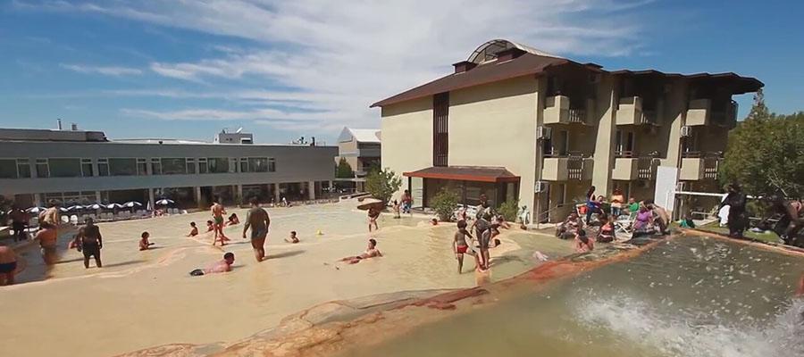 Şifa Merkezi Termal Oteller - Denizli Kaplıcaları - Havuzlar