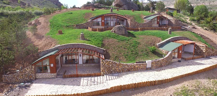 Sivas Hobbit Evleri - Genel