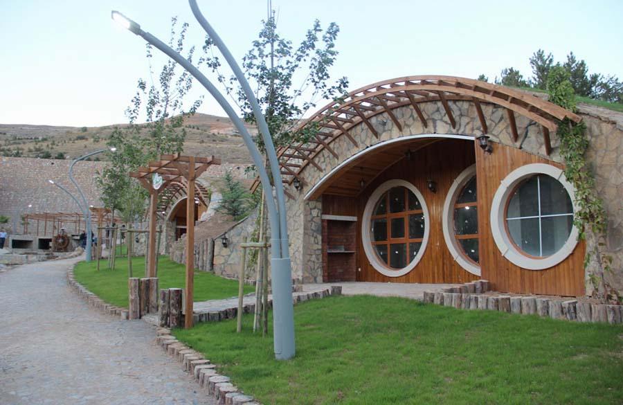 Sivas Hobbit Evleri - Hobbit Evi