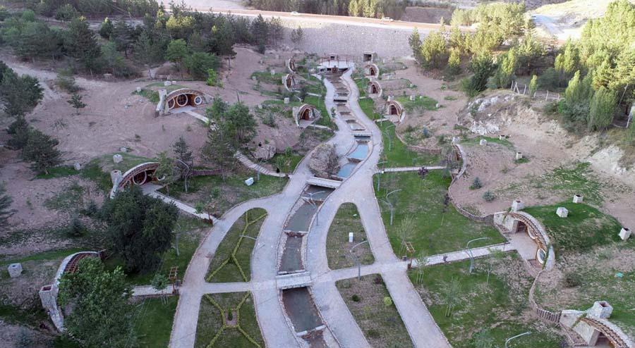 Sivas Hobbit Evleri - Tatil Köyü