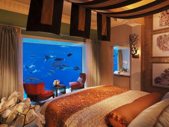 Sualtı Otelleri - Atlantis