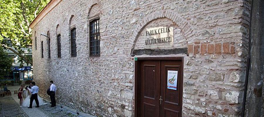 Trilye Gezi Rehberi - Aziz Vasil Kilisesi
