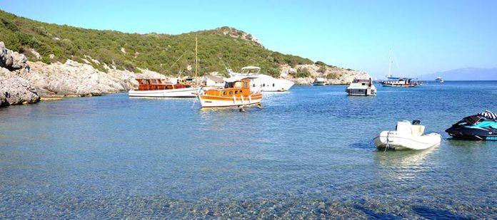 Türkiye'nin En İyi Dalış Bölgeleri - Akvaryum Koyu