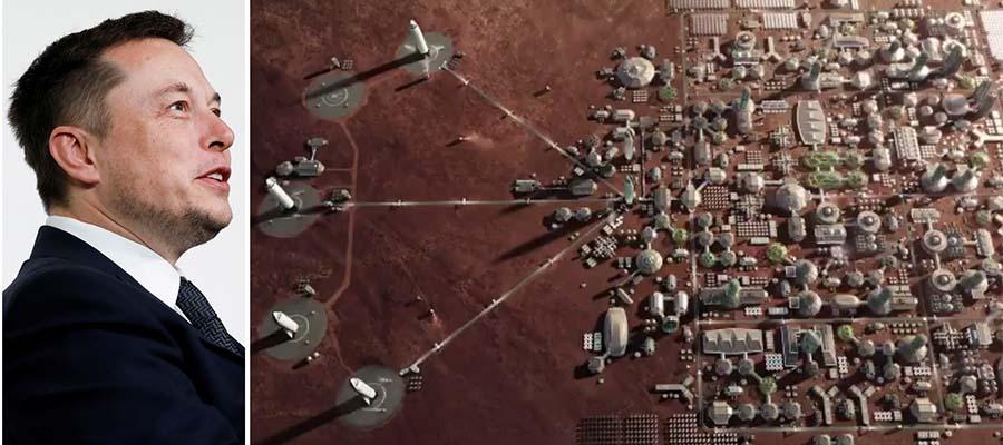 Uzayda 5 Yıldızlı Tatil - Koloni