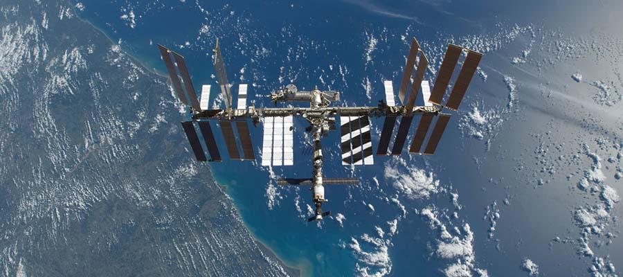 Uzayda 5 Yıldızlı Tatil - Otel Görüntü