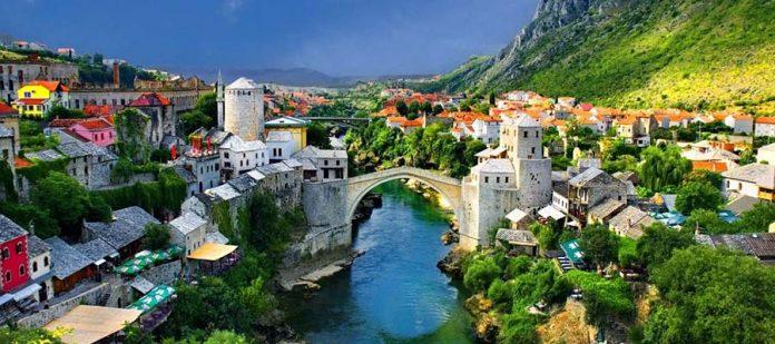 Vizesiz Ziyaret Edilebilen Balkan Ülkeleri - Bosna Hersek