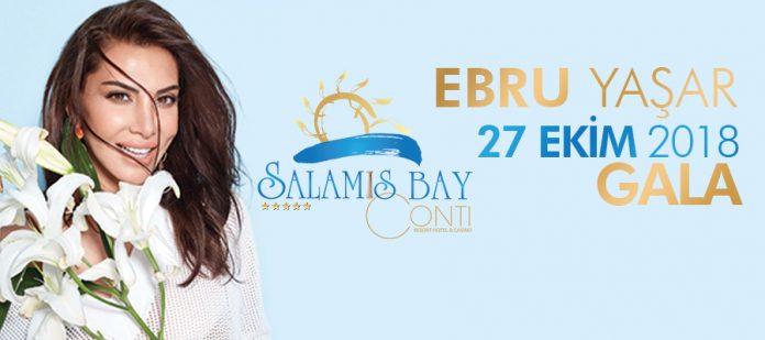 29 Ekim Tatili İçin Kıbrıs - Ebru Yaşar