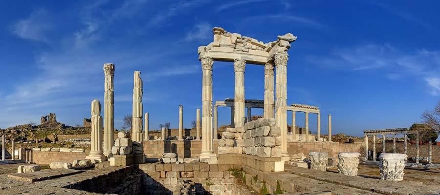 Görmeniz Gereken Antik Kentler - Pergamon