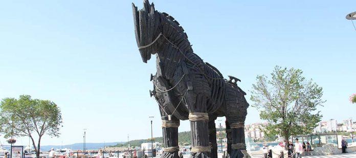 Görmeniz Gereken Antik Kentler - Troya