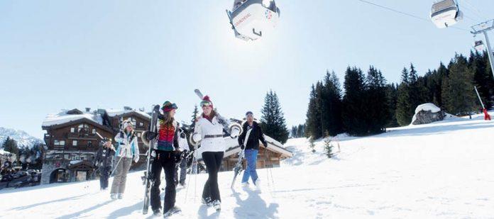 Avrupa'nın En İyi 10 Kayak Merkezi - Courchevel