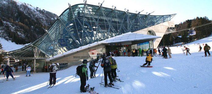 Avrupa'nın En İyi 10 Kayak Merkezi - St. Anton