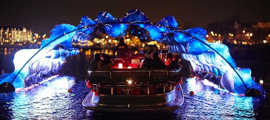 Avrupa'nın En İyi Kış Festivalleri - Amsterdam - Mavi