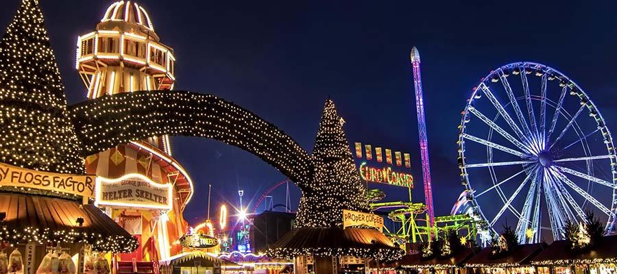 Avrupa'nın En İyi Kış Festivalleri - Hyde Park