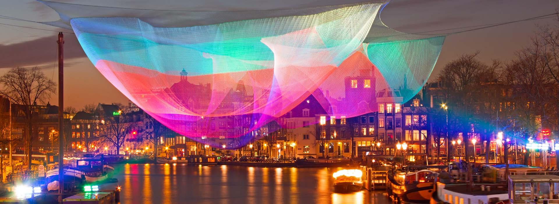 Avrupa'nın En İyi Kış Festivalleri - Amsterdam