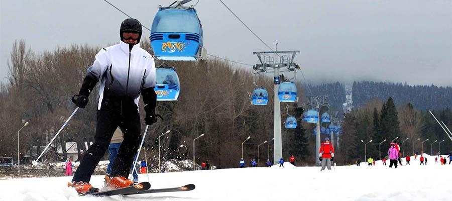 Bansko Kayak Merkezi - Sporcular