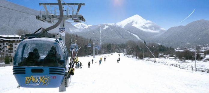 Bansko Kayak Merkezi - Teleferik