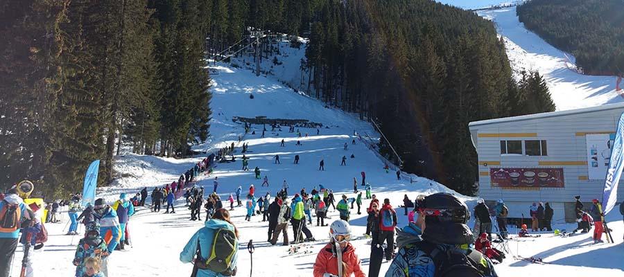 Bansko Kayak Merkezi - Yeni Pist