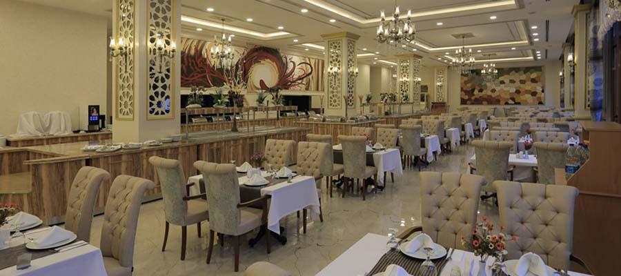 Kızılcahamam Çam Termal Otel - Restorant