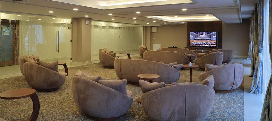 Kızılcahamam Çam Termal Otel - TV Salonu