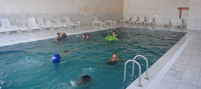 Çiftehan Kaplıcaları - Havuz