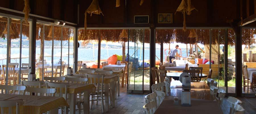 Cunda Adası - Balık Restoranı
