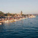 Ege'nin Aşıklar Diyarı Cunda Adası - Manzara