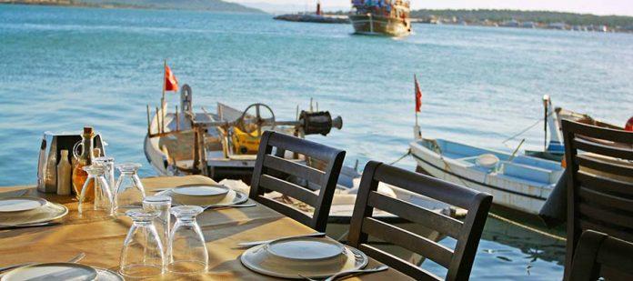 Cunda Adası - Restoranlar