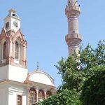 Cunda Adası - Saatli Camii