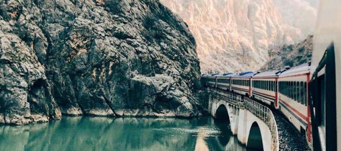 Doğu Ekspresi - Manzara