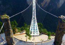 Dudak Uçuklatan Cam Köprüler - Manzara