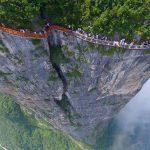 Dudak Uçuklatan Cam Köprüler - Tinamen Dağı