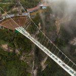 Dudak Uçuklatan Cam Köprüler - Zhangjiajie